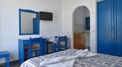 Δίκλινο Στούντιο - με 1 διπλό κρεβάτι